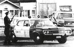 AMC squad car LAPD