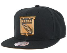 Mitchell & Ness - NY Rangers TKO Twist Snapback