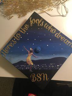La La Land Graduation Cap   @wrenjo_ on instagram