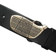 Golf Driver Belt Buckle, 98318 Silver Buckle (strap sold separately)
