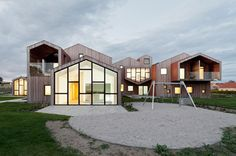 Children's Home of the Future by CEBRA