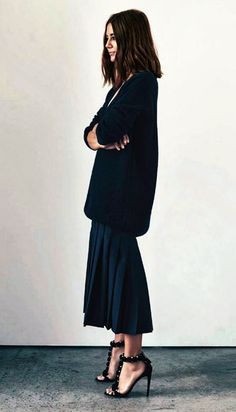 Christine Centenera in Vogue Australia