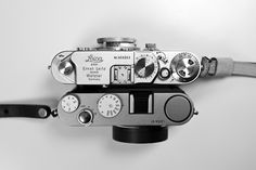 Leica / two please. via Convoy.