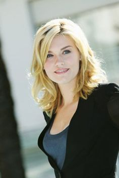 Emily Rose.  She had better play Elena in the Uncharted movie.