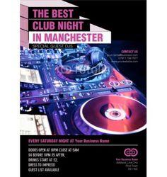 47 best a6 flyer designs images booklet design flyer template
