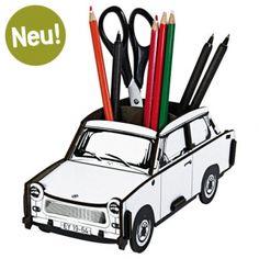 Werkhaus Shop - Stiftebox Trabant - You are the artist