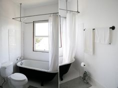 The Brick House Bathroom Remodel | Remodelista