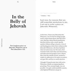 Fonts Used: Larish Neue and Lyon Text • Typewolf Typography Inspiration