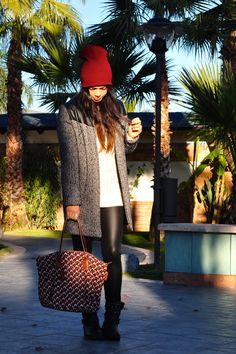 A Roberta Pieri bag is always a good idea! What do you think about it?  Follow Vanessa social media on Facebook and visit www.robertapieri.it