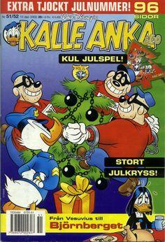 Cover for Kalle Anka & C:o (Egmont, 1997 series) #51-52/2003