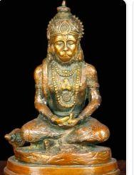 Hanuman Hindu Monkey God, devotee of Ram at InnerPath.com 15% discount FEB14