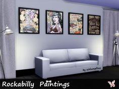 Rockabilly Paintings