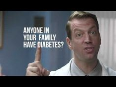 American Diabetes Association: Take the test | Ads of the World™