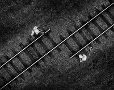 ♥ CHRIS FRAZER SMITH - Railway Tracks Picture Of The Week - ONE EYELAND