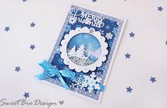 Sweet Bio design: Biglietto Shaker Natalizio - Christmas Shaker Card (no fuse) Christmas Cards, Xmas, Shaker Cards, Cardmaking, Scrapbook, Sweet, Design, Blog, Christmas E Cards