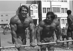 In 1968 I moved to America, all alone, with nothing. But in 1969, this goofy, strong Sardinian joined me. We've been best friends ever since even though we haven't understood a word we've said to each other. Happy #FriendsDay @francocolumbu.
