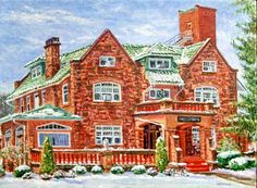 I was born at this little hospital in 1965, Ligonier, PA