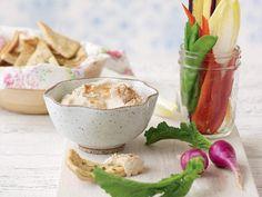 400-Calorie Mediterranean Meals: Homemade Hummus http://www.prevention.com/food/cook/healthy-mediterranean-diet-recipes?s=19&?cm_mmc=400-Calorie-_-1536146-_-12192013-_-20-mouthwatering-mediterranean-meals-text