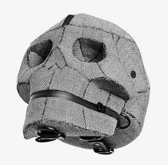 Shiva Skull Bags by Aitor Throup