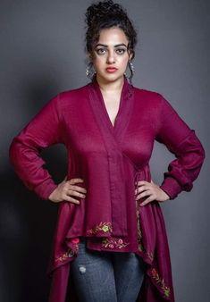Check out the actress Nithya Menen Aka Nithya Menon Latest Photos. Bollywood Actress Hot Photos, Bollywood Girls, Beautiful Bollywood Actress, Beautiful Girl Indian, Most Beautiful Indian Actress, Beautiful Saree, Beautiful Women, Nithya Menen, Beauty Full Girl