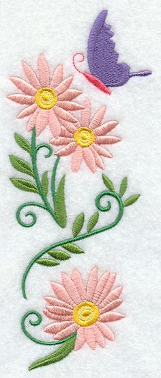 Machine Embroidery Designs at Embroidery Library! - Color Change - H3328
