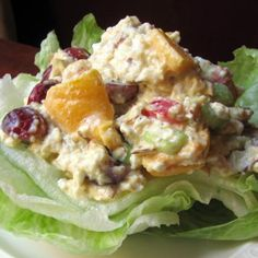 Curry Tofu Salad #vegan #vegetarian