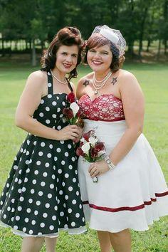 50s wedding ideas