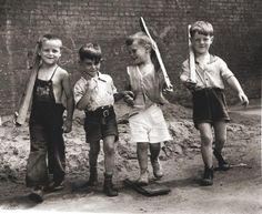 Arthur Leipzig - Marching Boys, 1943