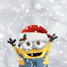 31 Ideas For Funny Christmas Pictures Minions Quotes