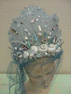 mermaid crown - Bing images