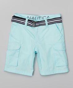 Look at this Nautica Hydro Cargo Shorts - Infant, Toddler & Boys on #zulily today!