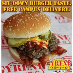 Save $3.00 off your order with promo code: Back2School (case sensitive) at http://www.GyreneBurger.com/ or call 281-5426  ************************************************* 865-281-5426   Order Online Now ➡️    www.GyreneBurger.com   #burger #knoxville #burgers #fortsanders #tennessee #cumberland #Gyrene #LocalKnoxvilleEvent  #knoxvillebestburger #gyreneburgerkx #gyreneburger #burgerrestaurant #knoxvilleburgerrestaurant #knoxvilleburger #universityoftennessee #usadiving #ut#dominospizza…