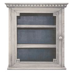 This Architectual Wall Cabinet Is An Attractive Way To Add Storage To Your  Bathroom Or Other