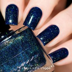 Femme Fatale After Dark Nail Polish (Blogger Collab Collection)