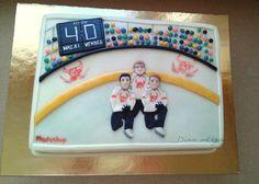 Ice Hockey Cake http://dinavilaga.blogspot.hu/2013/10/hoki-torta.html