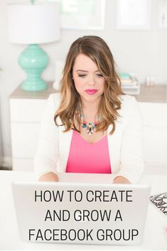 Learn How to Create and Grow Your Own #Facebook Group! // Best Friends for Frosting