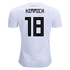 be41aa0d49 adidas Joshua Kimmich Germany Home Jersey 2018