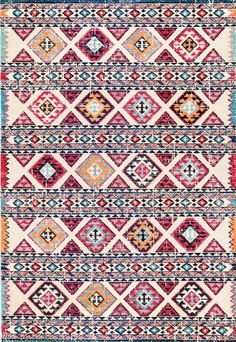 Rugs USA Multi Chrom