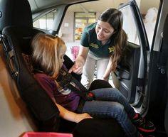 Agencies Work to Keep Young Car Passengers Safe | NewsChief.com  #childpassengersafety Winter Haven, Heartland, News, Children, Car, Young Children, Boys, Automobile, Kids
