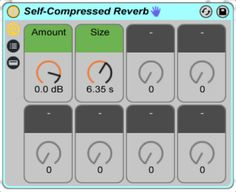Self Compressed Reverb from Yeuda Ben-Atar - Make Your Sounds Huge (Free Download) - SideBrain