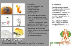 General advertisement for Prime Pharma