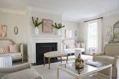 Coming Home - transitional - living room - dc metro - 2 Ivy Lane