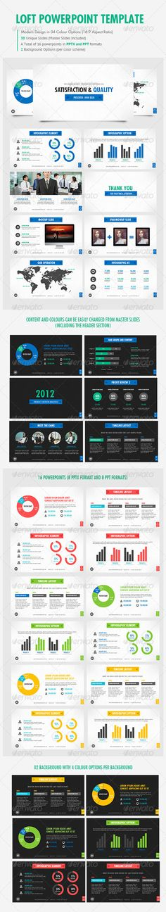 JD - Personal (CV\/Resume) Powerpoint Presentation Template - resume powerpoint template