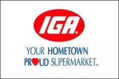 IGA - Your Hometown Proud Supermarket