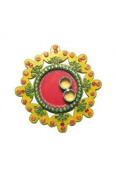 Chitrahandicraft POOJA THALI 4