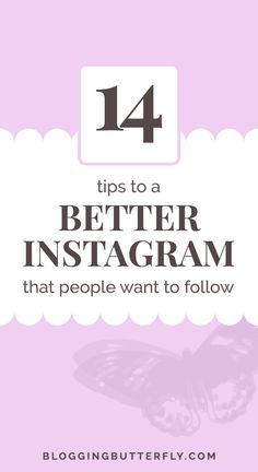 14 tips for more Instagram followers