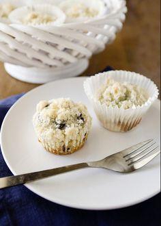 Blueberry Muffins - #blueberry #muffins #breakfast