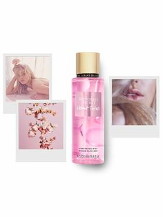 Perfume 212, Pink Perfume, Perfume Bottles, Victoria Secret Fragrances, Victoria Secret Perfume, Yves Saint Laurent, Best Lotion, Victoria's Secret, Eos Lip Balm