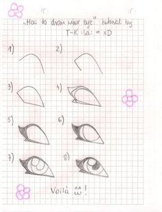 Winx eye tutorial by TetsunoKobushi.deviantart.com on @deviantART