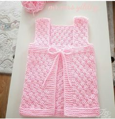 Baby Knitting Patterns, Easy Crochet Patterns, Crochet Baby Sweaters, Knitted Baby Clothes, Crochet Bebe, Bowling Shirts, Yarn Shop, Knit Vest, Light Jacket